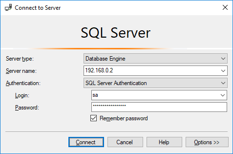 install sql server on linux